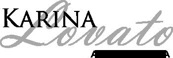 Logo Karina Lovato